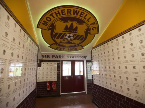 Motherwell have stepped up their managerial hunt (PA)