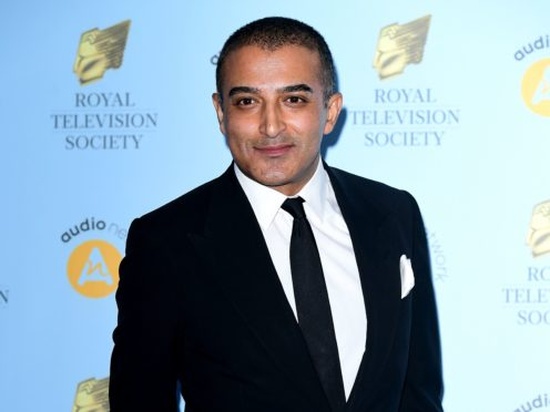 Adil Ray is one of a host of famous faces in the campaign (Ian West/PA)