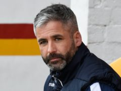 Keith Lasley can make changes (Ian Rutherford/PA)