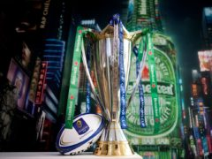 The Heineken Champions Cup and Challenge Cup have both been temporarily suspended (PA)