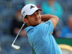 Xander Schauffele contracted Covid-19 shortly before Christmas (Richard Sellers/PA)