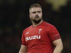Wales prop Tomas Francis will join the Ospreys next season (David Davies/PA).