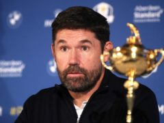 """Europe captain Padraig Harrington believes there will be a """"seriously big party"""" if the Ryder Cup goes ahead as normal (Adam Davy/PA)"""