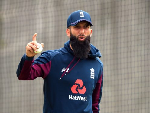 Moeen Ali's positive test for Covid-19 has caused concern on England's tour of Sri Lanka (Adam Davy/PA)