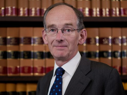 Sir Andrew McFarlane has warned family court judges overseeing cases online during the coronavirus crisis to guard against extending their working days too far (Courts and Tribunals Judiciary)
