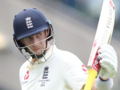 Joe Root hit an unbeaten 137 as England reached tea at 252 for six in the second Test against Sri Lanka (Nick Potts/PA Images),