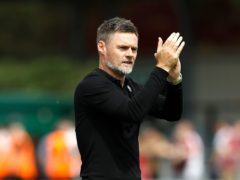 Graham Alexander is the new Motherwell manager (Martin Rickett/PA)