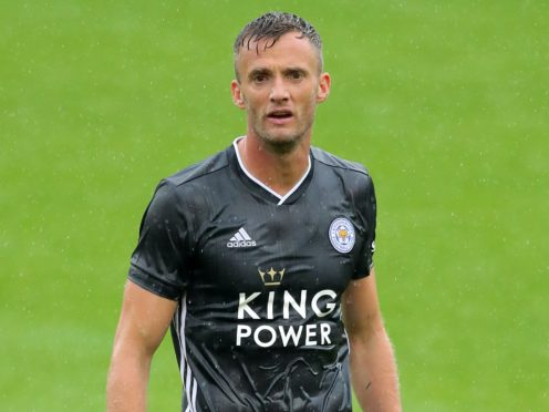 Andy King made 379 appearances for Leicester (Richard Sellers/PA)