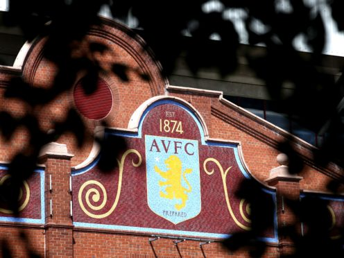 """Aston Villa on Thursday announced they had closed their training ground after a """"significant"""" coronavirus outbreak (Tim Goode/PA)."""