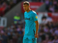 Krystian Bielik will be available for Derby when they host Bournemouth on Tuesday night (Dave Thompson/PA)