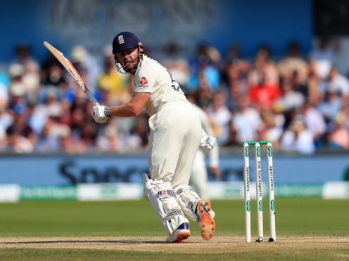 Jonny Bairstow led England to victory in Sri Lanka (Mike Egerton/PA)