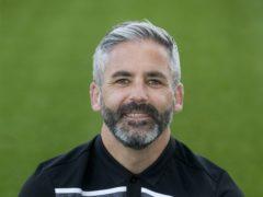 Keith Lasley endured a miserable start as caretaker boss (Jeff Holmes/PA)