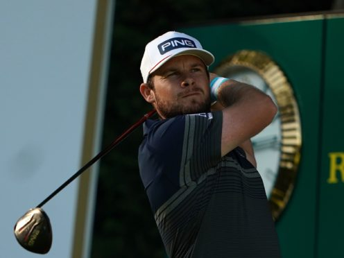 Tyrrell Hatton won his fourth Rolex Series event in the Abu Dhabi HSBC Championship (Tess Derry/PA)