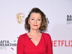 Lesley Manville co-created the episode (Ian West/PA)