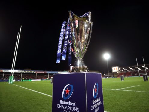 The Heineken Champions Cup and Challenge Cup could be called into question by talks in France (Nick Potts/PA)