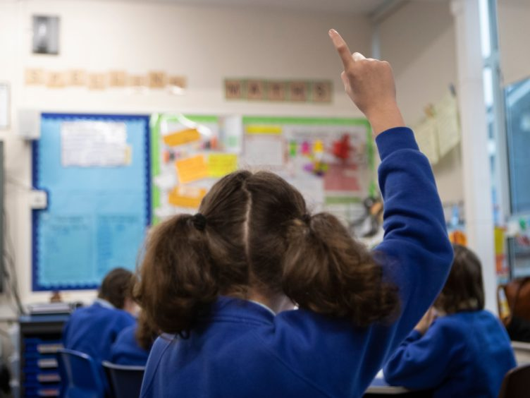 Schools have been closed to most pupils since a new lockdown was put in place (Danny Lawson/PA)