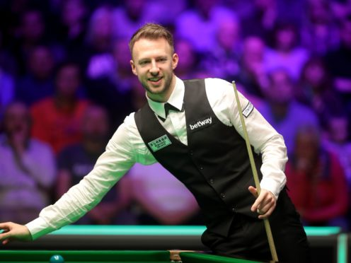 Judd Trump retained the German Masters with a commanding performance (Richard Sellers/PA)