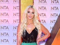 Love Island's Lucie Donlan said she has received death threats amid a bullying row with her former co-stars (Ian West/PA)