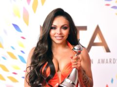 Jesy Nelson quit Little Mix last year (Ian West/PA)