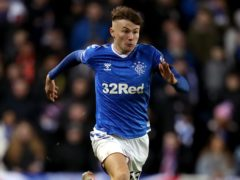 Nathan Patterson has extended his contract at Rangers (Andrew Milligan/PA)