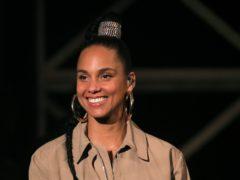 Alicia Keys (Isabel Infantes/PA)