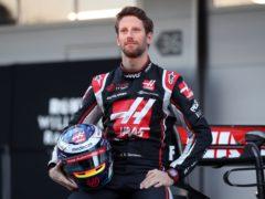Romain Grosjean has revealed his hands are no longer in bandages (David Davies/PA)