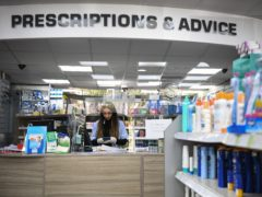 The Labour leader said thousands of pharmacies should be used to administer coronavirus vaccines (Kirsty O'Connor/PA)