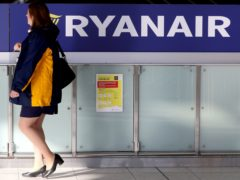 Ryanair expects to carry fewer than 30 million passengers in its current financial year (Brian Lawless/PA)