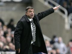 Sam Allardyce left Newcastle on this day in 2008 (PA Archive)