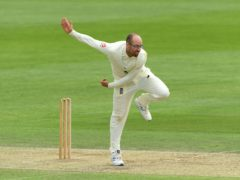 Jack Leach took four second-innings wickets (Stu Forster/Pool/PA)