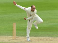 Jack Leach has signed a contract extension with Somerset (Stu Forster/PA)