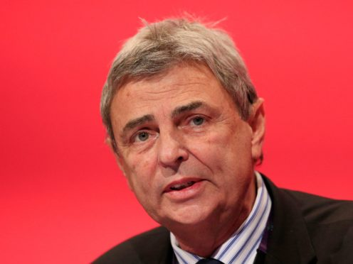 Dave Prentis retires as general secretary of Unison (Jonathan Brady/PA)