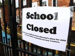 The Government is facing increasing pressure to delay the reopening of all schools in England (Tim Goode/PA)