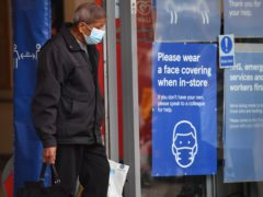 Tesco is the latest supermarket to ban customers who refuse to wear a face covering without medical exemption (Jacob King/PA)