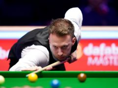 World number one Judd Trump has tested positive for coronavirus (John Walton/PA)
