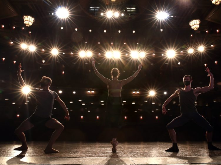 The Edinburgh Festival Theatre will be one of the venues to benefit (Andrew Milligan/PA)