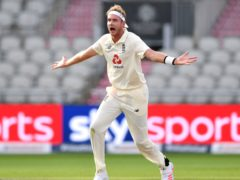 Stuart Broad was among England's star performers (Dan Mullan/PA)