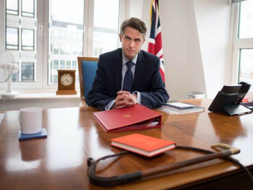 Education Secretary Gavin Williamson said the London primary schools decision was a 'last resort' (Stefan Rousseau/PA)