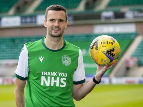 Jamie Murphy is back (Alan Rennie/PA)