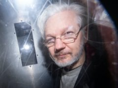 WikiLeaks call for US to drop charges against Julian Assange (Dominic Lipinski/PA)