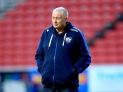 Northampton rugby director Chris Boyd