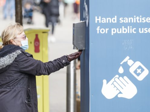 The Covid-19 pandemic has helped PZ Cussons see a surge in soap and hand sanitiser sales (Danny Lawson/PA)