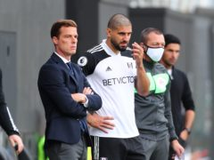 Aleksandar Mitrovic's actions disappointed boss Scott Parker (Clive Rose/PA)