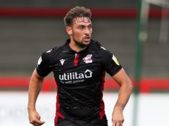 Tyler Cordner has joined Southend on loan (Kieran Cleeves/PA)