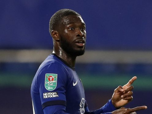 Frank Lampard insists Fikayo Tomori, pictured, has a long-term future at Chelsea (Alastair Grant/PA)