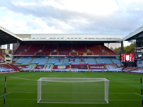 Aston Villa's FA Cup tie against Liverpool is set to go ahead as scheduled on Friday night (Rui Vieira/PA)