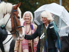 The Duchess of Cornwall (Ian Vogler/Daily Mirror/PA)