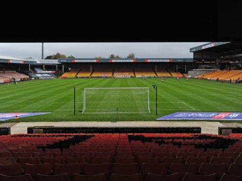 Port Vale announced the sacking of boss John Askey on Monday (Zac Goodwin/PA)