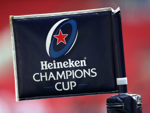The future of this season's Champions Cup could be in doubt (David Davies/PA)