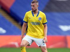 Brighton defender Adam Webster is preparing to face Leeds (/PA)